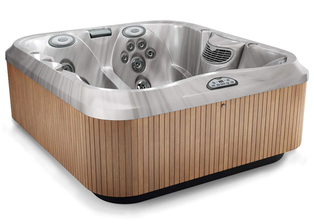 Jetted Bathtub Meaning Aqua Quip Jacuzzi J 325 Hot Tub
