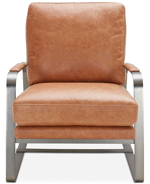 jollene leather accent chair ID= &pla country=US