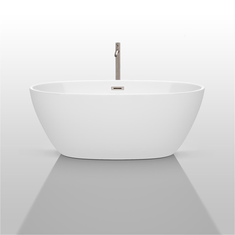 juno 59 soaking bathtub by wyndham collection white wc btk1561 59