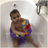 keter baby bathtub seat purple