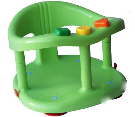 Keter Baby Bath Tub Ring Seat Color Green p 15