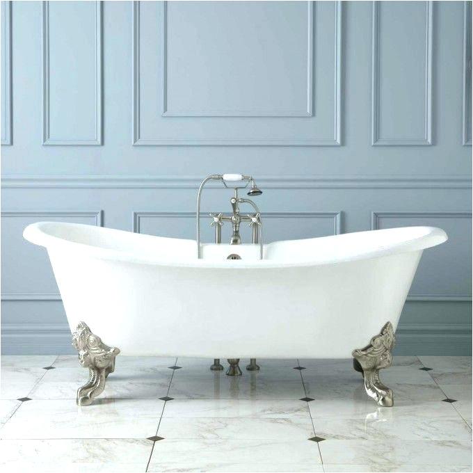 kohler clawfoot tub