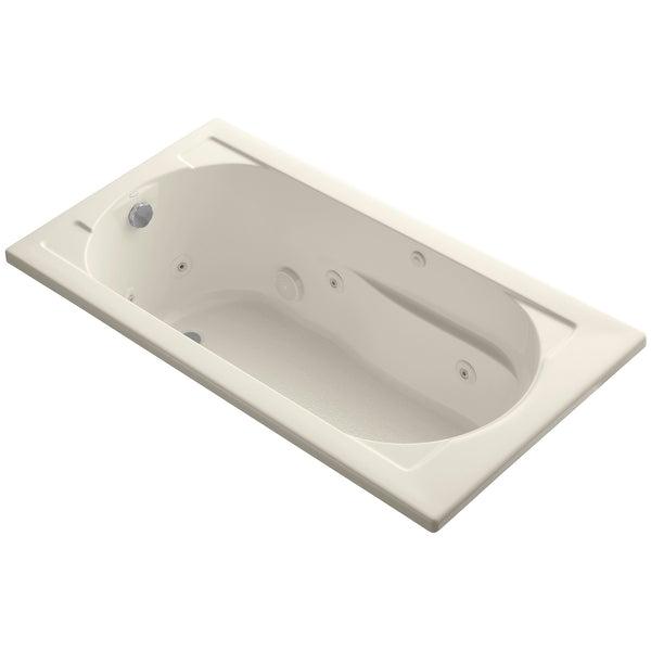Kohler Jetted Bathtub Shop Kohler K 1357 Devonshire Collection 60in Drop In