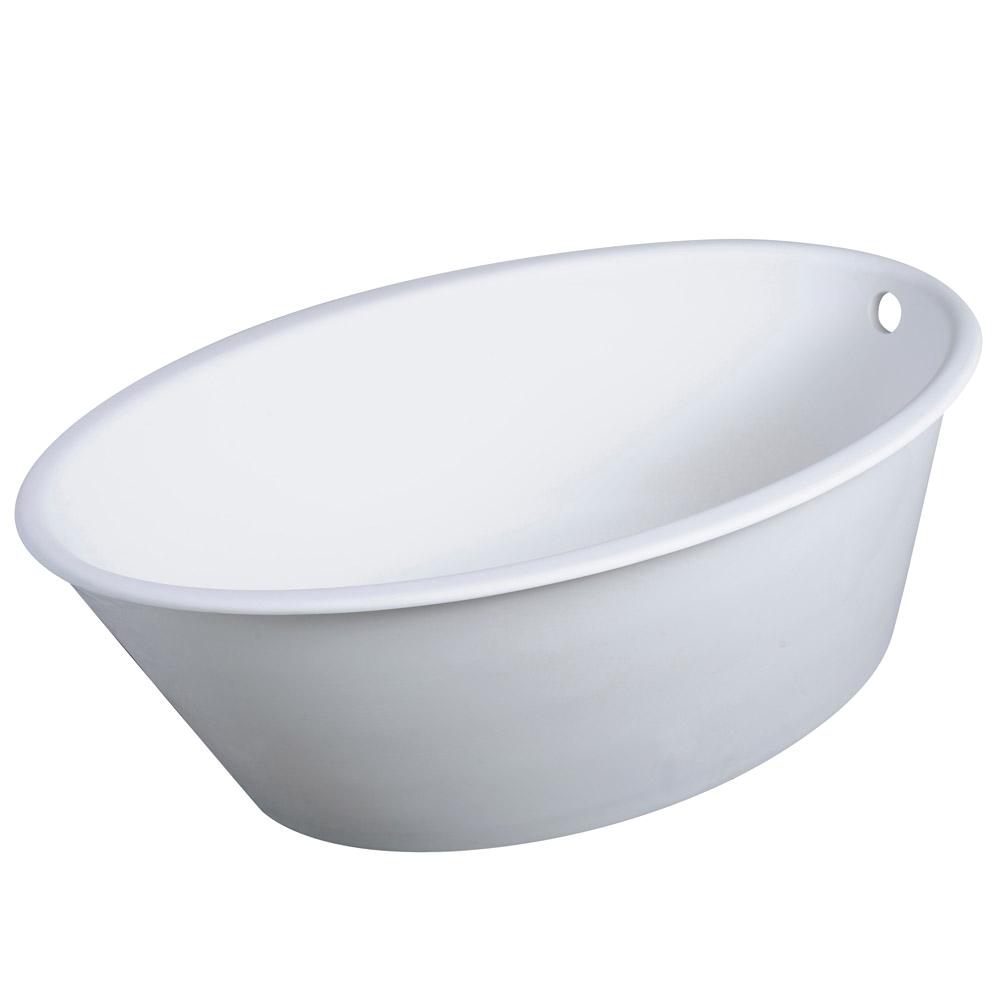 oval one tub