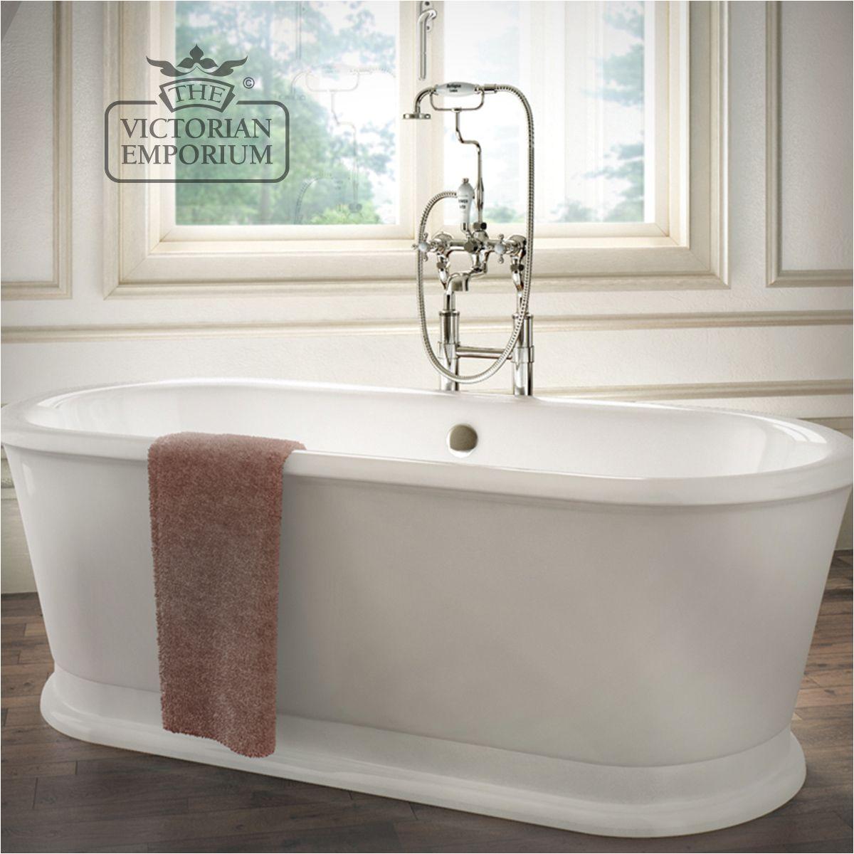 london round soaking bath