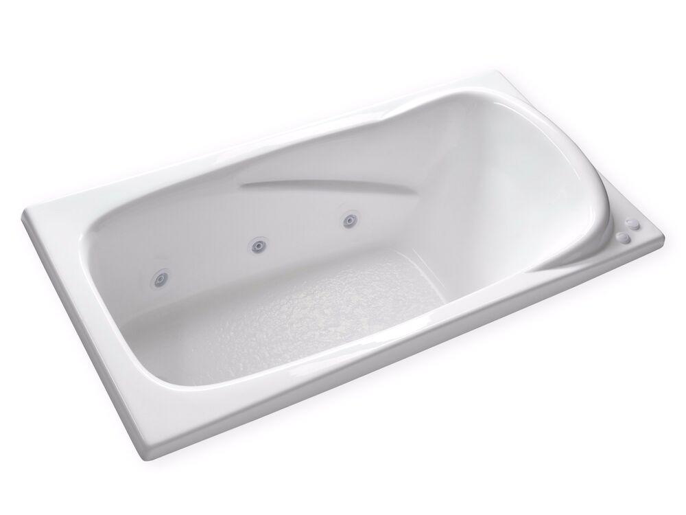 "Large Whirlpool Bathtubs Carver Tubs at7135 71""x 35"" Jetted Whirlpool Bathtub"