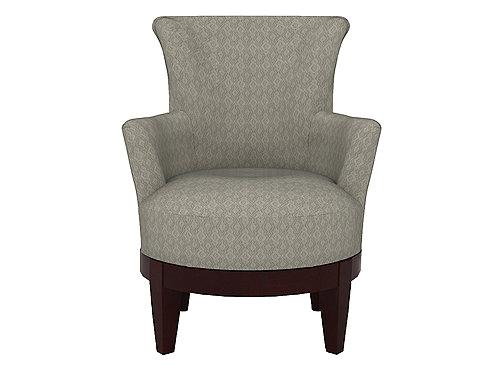 Lisbeth Swivel Accent Chair Lisbeth Swivel Accent Chair Cement