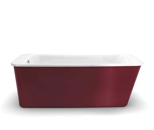 "Lounge Freestanding Bathtub Maax Lounge 64"" X 34"" Freestanding Bathtub at Menards"