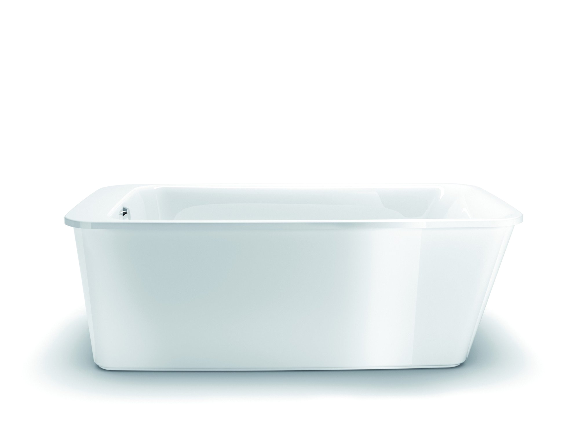 maax lounge freestanding acrylic bathtub