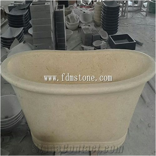 Luxury Stone Bathtubs Yellow Marble Bathtubs Decks Stone Dimensions Freestanding