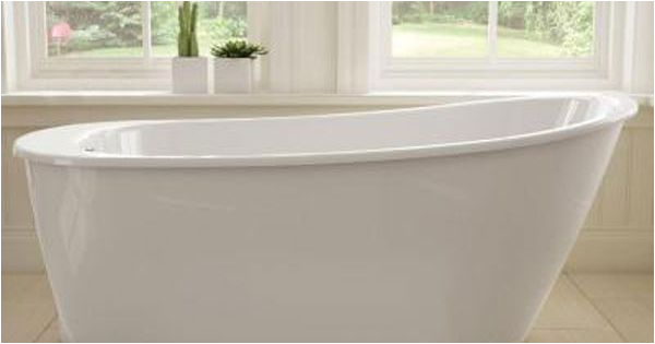 Maax Sax Freestanding Bathtub Maax Sax 5 Ft Freestanding Reversible Drain Bathtub In