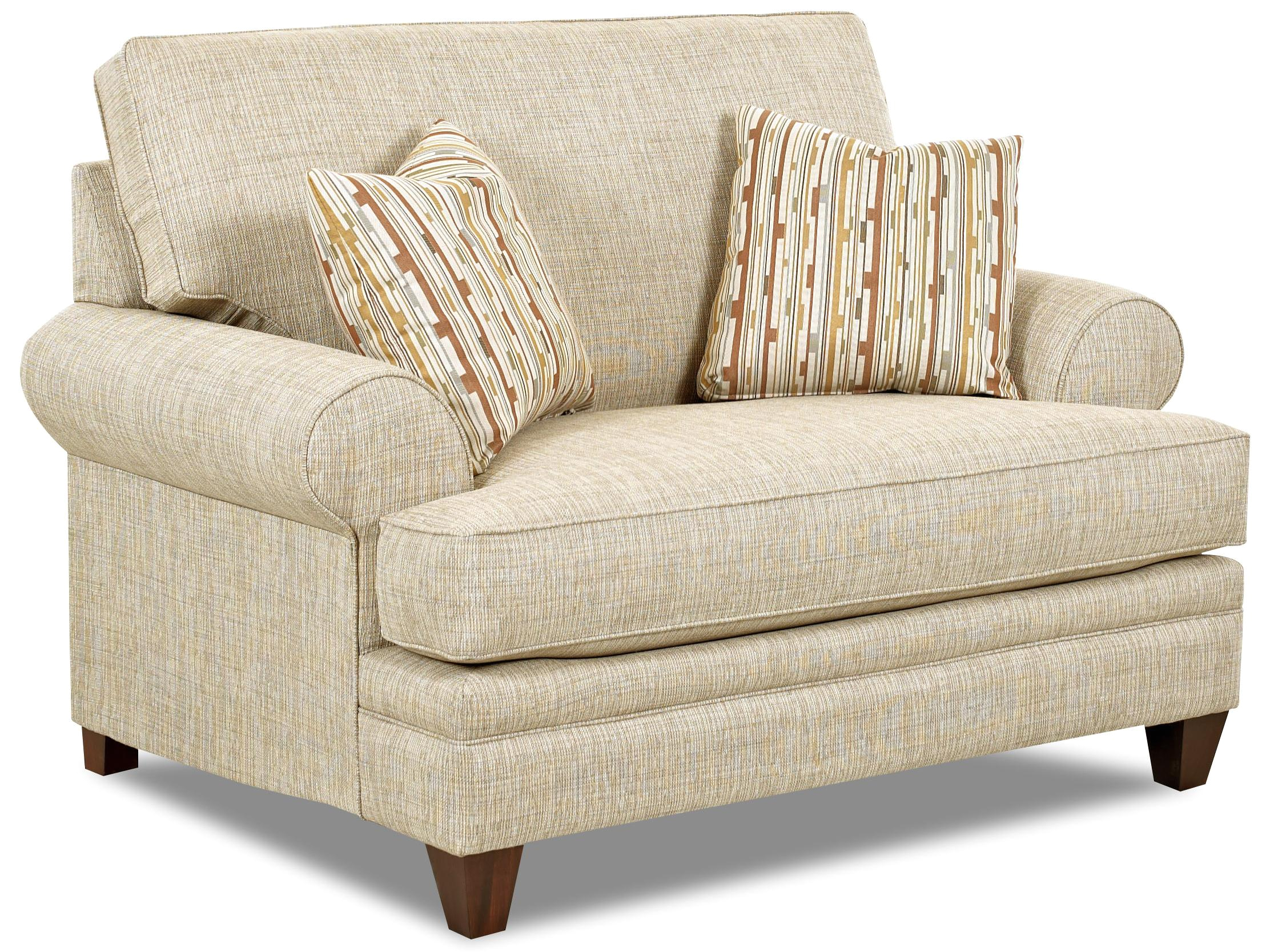 oversized accent chair