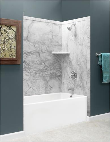 "Menards Acrylic Bathtubs Lyons Linear™ 60"" X 32"" X 19"" soaking Bathtub at Menards"