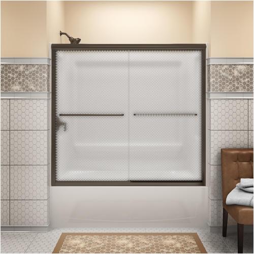 Menards Bathtub Doors Shower Doors Menards Dreamline Unidoor 56 to 57 Quot