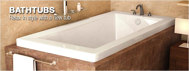 Menards Bathtub Installation Bathtubs at Menards