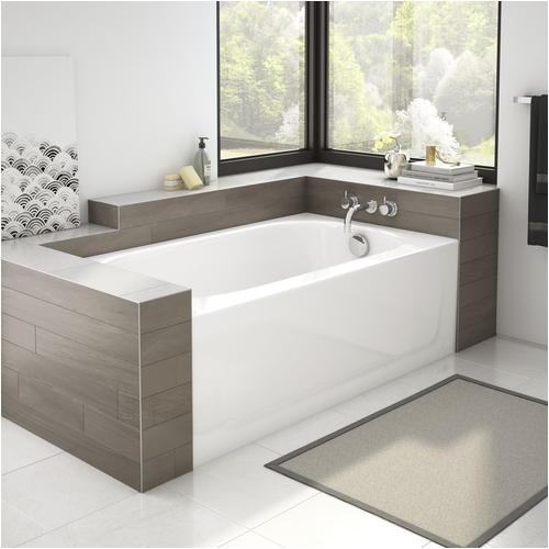 "Menards Bathtub Plug Briggs Pendant 54"" X 30"" Bathtub at Menards"
