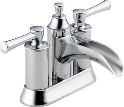 Menards Delta Bathtubs Delta Dawson™ Two Handle Centerset Bathroom Faucet at