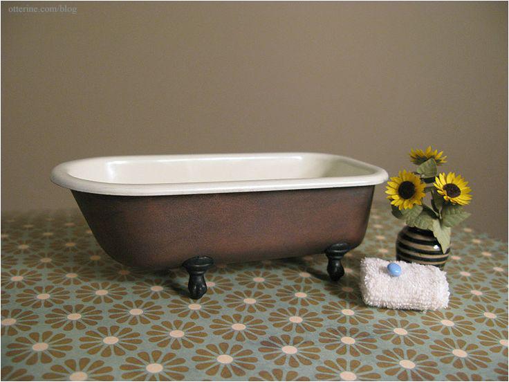 copper claw foot tub