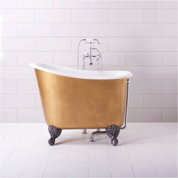 mini bathtub ideas for small bathrooms