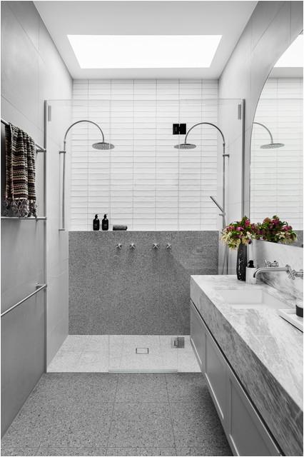 st kilda east project contemporary bathroom melbourne phvw vp