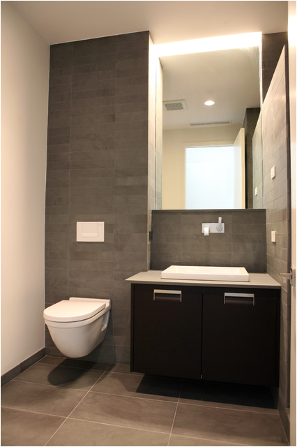 Minimalist Bath modern bathroom phoenix