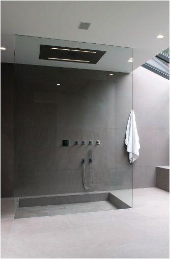 Modern Minimal Bathtubs Minimalist Shower Glass Shower Clear