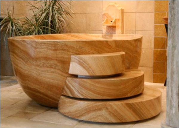 8 sublime natural bathtub designs for your classy bathroom