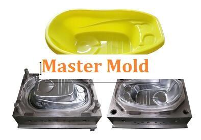 baby bath tub plastic mould china bucket mold