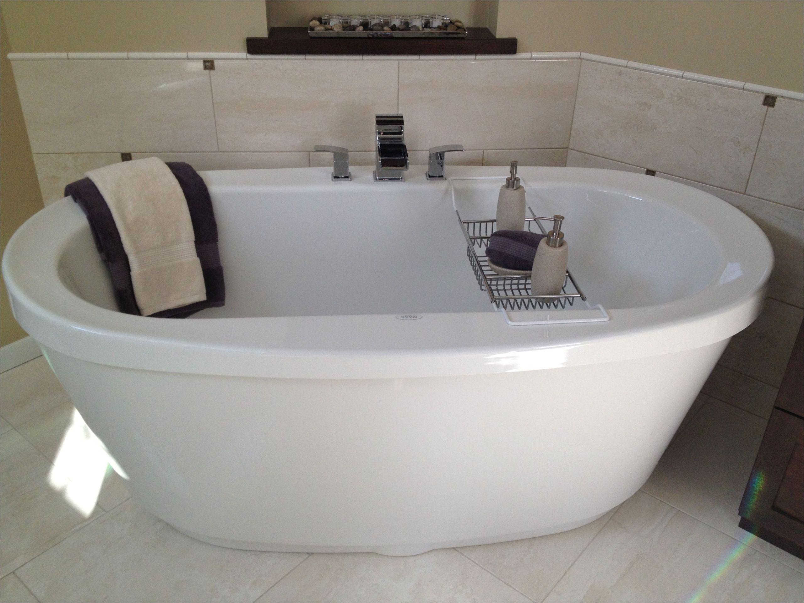 Most Comfortable Freestanding Bathtub Maxx Tub the Most fortable Tub Ever