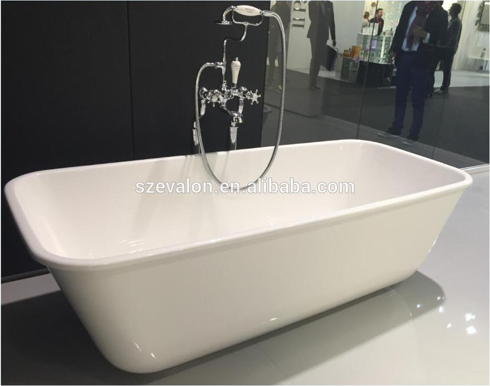 most fortable stone acrylic bathtub cheap freestanding bathtub