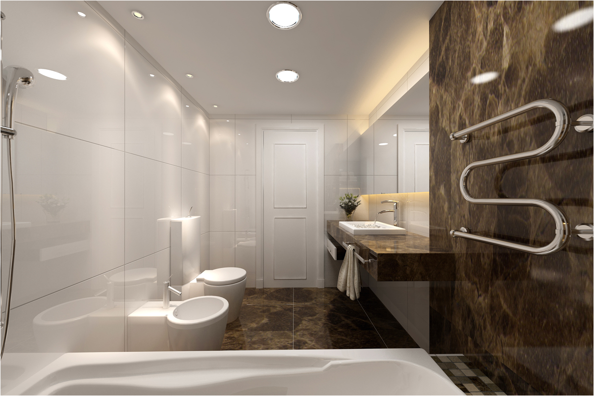 modern bathroom tiles texture
