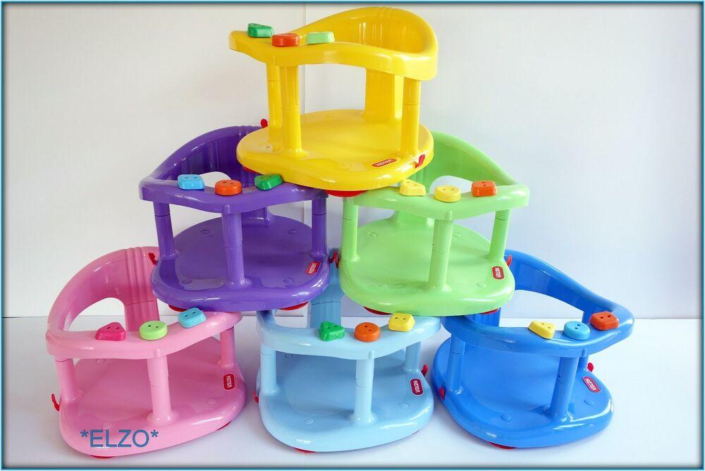 Non toxic Baby Bathtub New Baby Bath Ring Tub Seat for Infant Kids Anti Slip 6