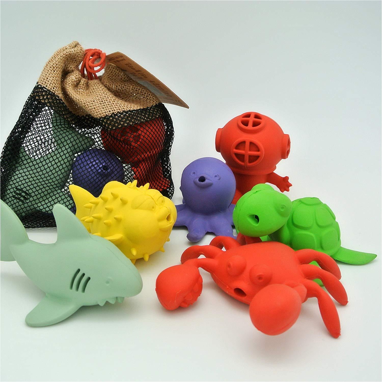 non toxic baby bath toys