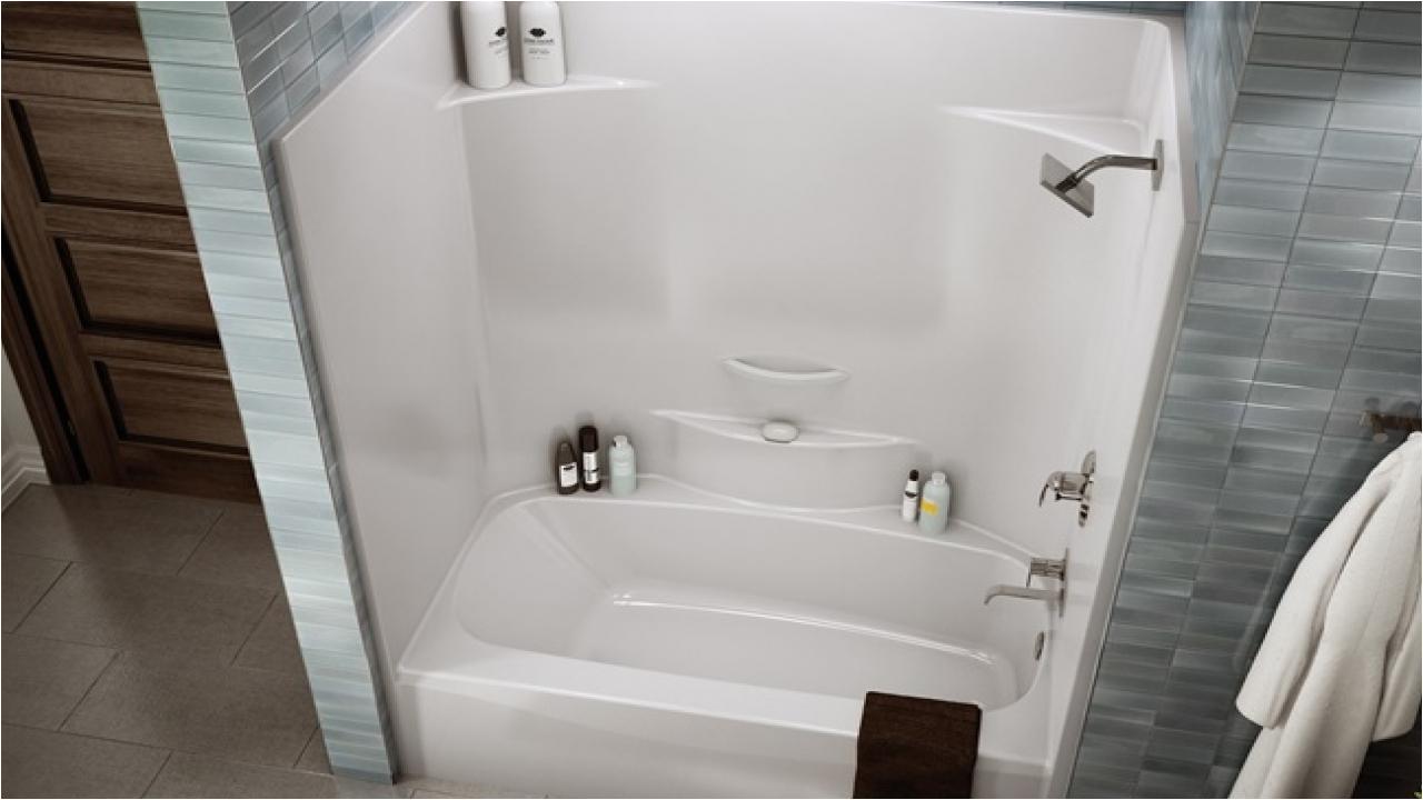 One Piece Bathtub Surround Kohler soaker Bathtubs One Piece Tub and Shower Stalls