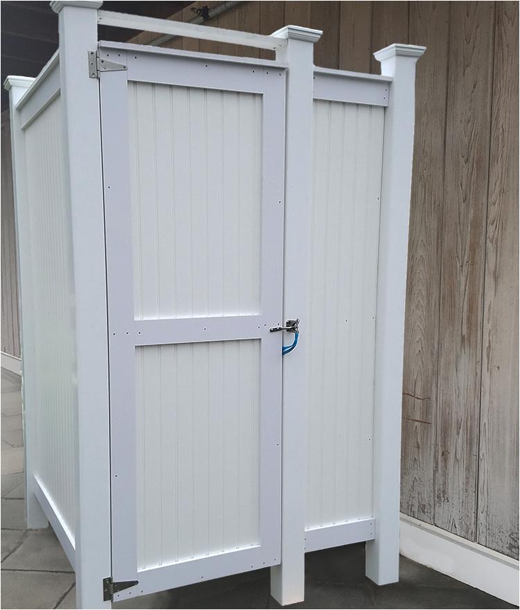 Outdoor Bathroom Kit the Best Pvc Outdoor Shower