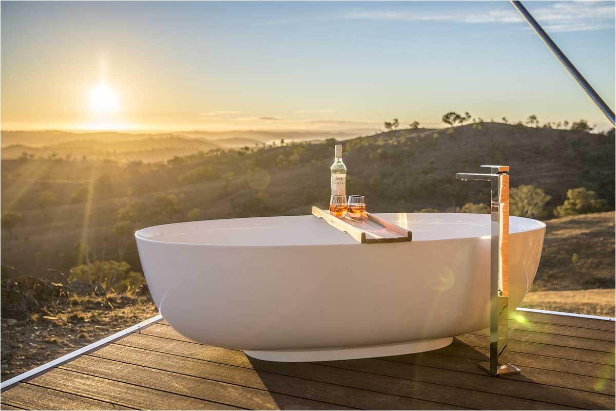 Outdoor Bathtub Australia Australia S Most Heavenly Hotel Baths 9travel