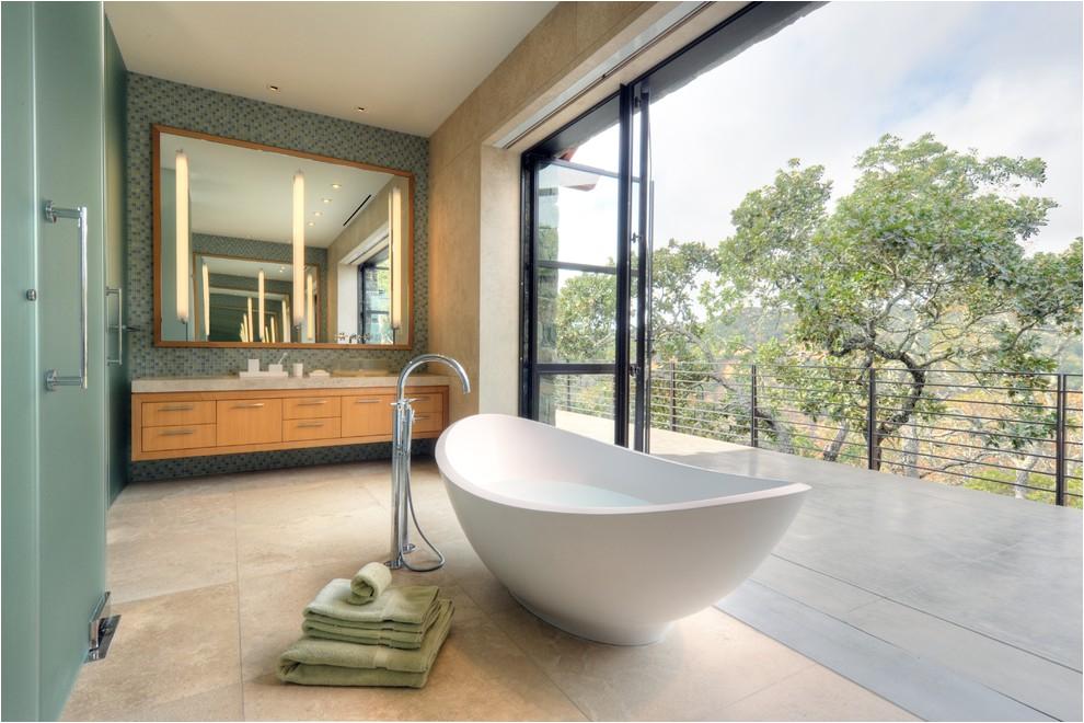modern bath tubs