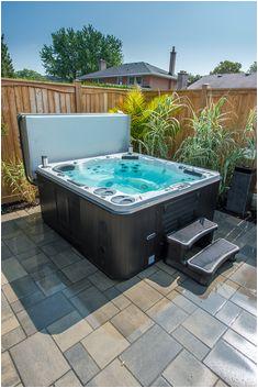 Outdoor Bathtub Installation 98 Best Hot Tub Install Ideas Images In 2019