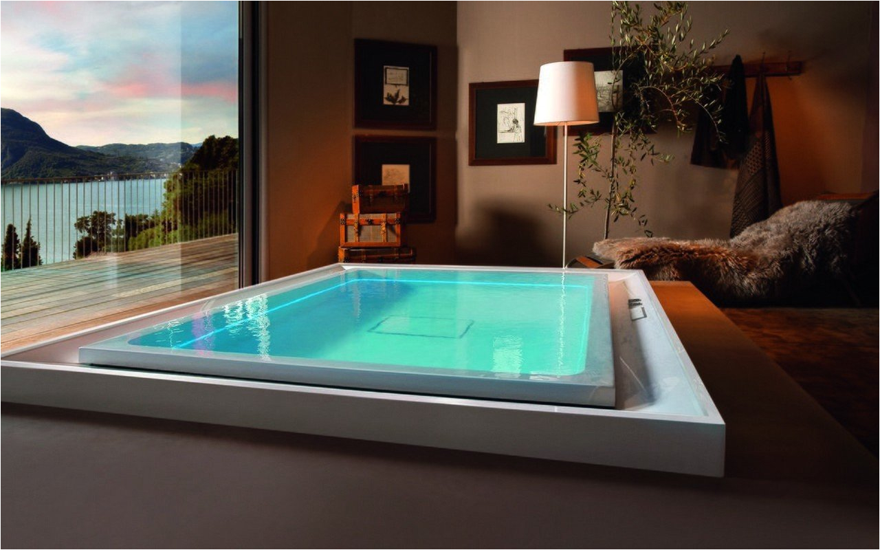 aquatica fusion cube hydrorelax jetted outdoorindoor bathtub us version 240v60hz