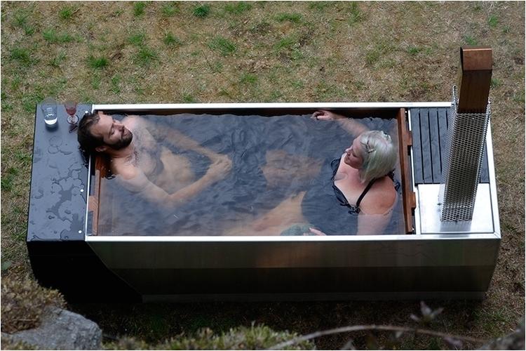 ox monkey soak outdoor wood fire hot tub