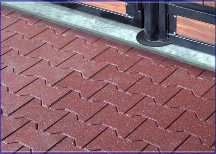 1904 outdoor rubber tiles