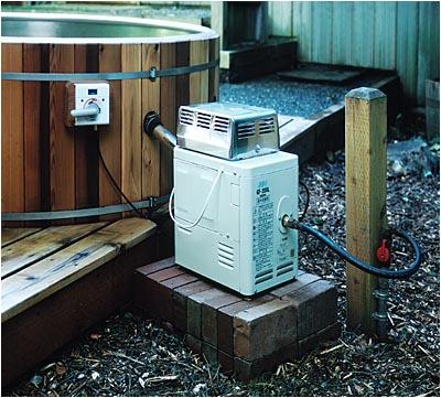 Outside Bathtub Heater Propane Hot Tub Heaters