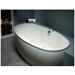 carron celsius oval bath inset semi inset 1900 x 1000mm