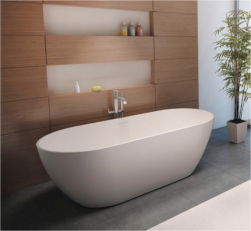 free standing oval bath tubs