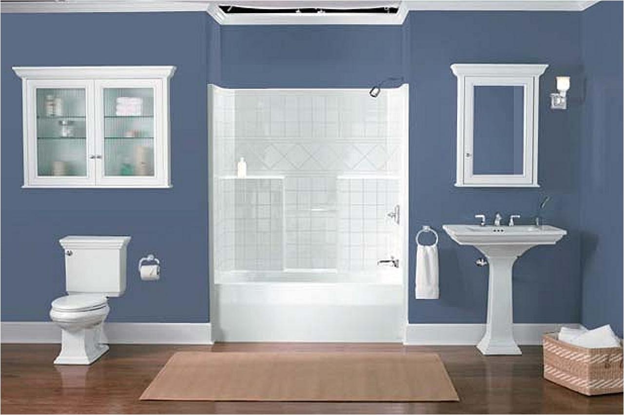 Painted Bathtub Colors some Helpful Ideas In Choosing the Bathroom Colour Schemes