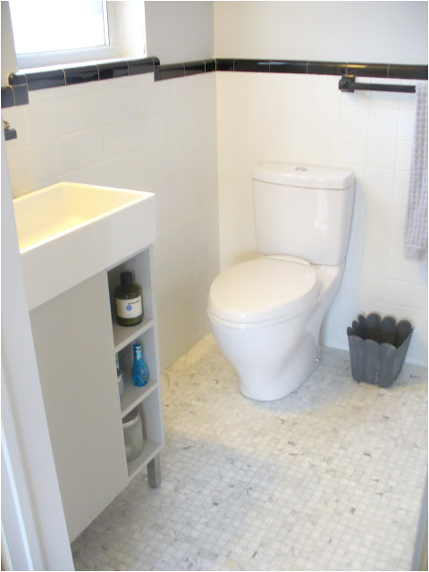 painting ceramic tiles bathroom