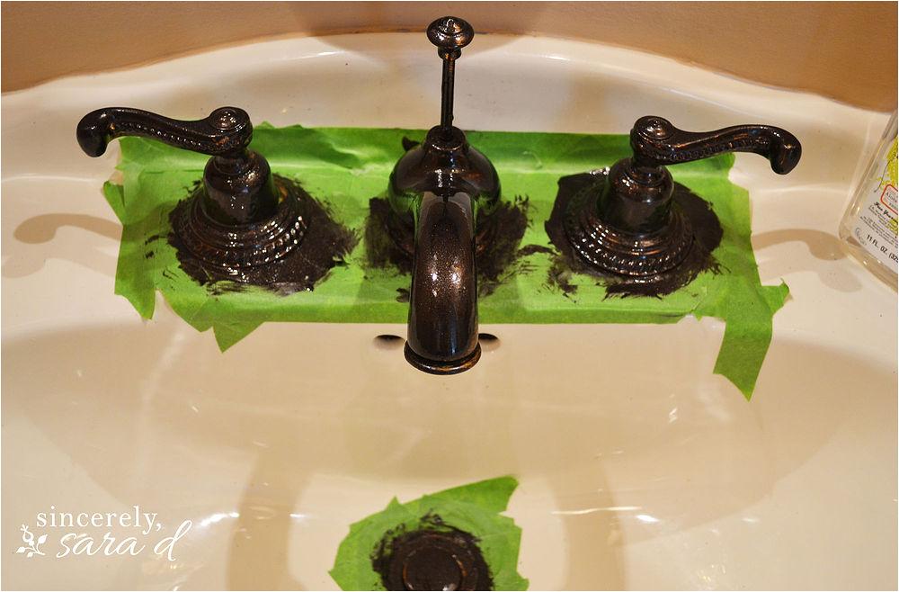 bathroom ideas paint faucet