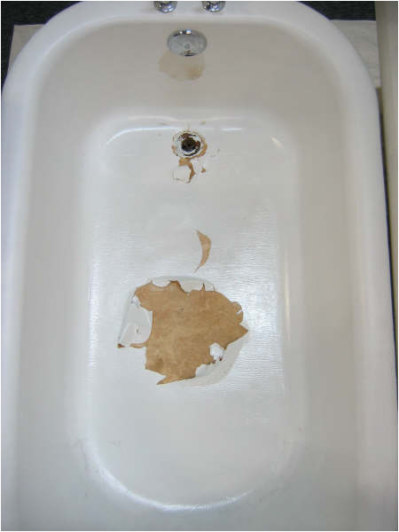 painting bathtub panies