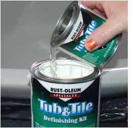 Painting Ceramic Bathtub Home Dzine Restore or Paint Cast Iron Ceramic or