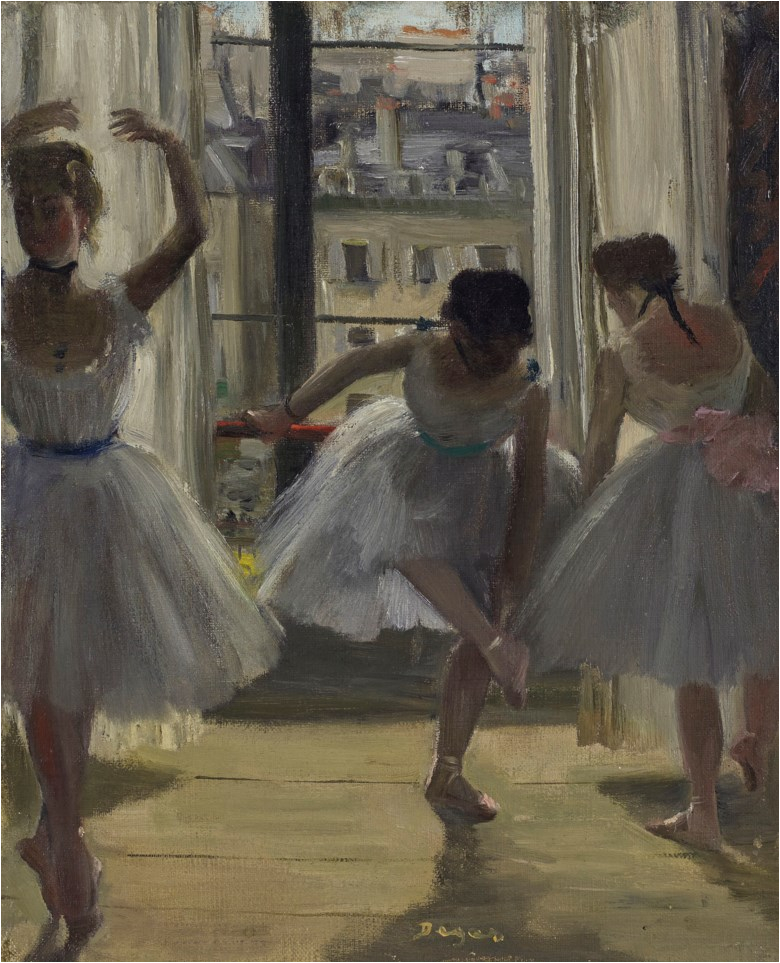 The life and art of Edgar Degas 8136 1
